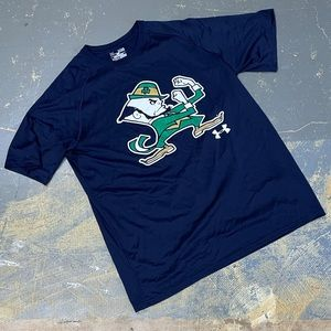 Under Armor Notre Dame Fightin Irish Shirt XL
